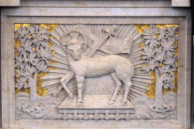 Lamb of God - Altar - Color